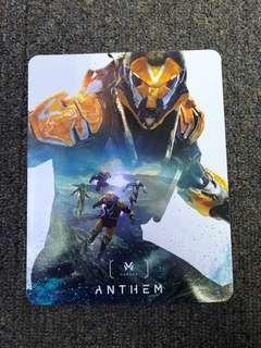 Original Game Cases & Boxes Anthem Steelbook And Magnetic Covers High Resilience