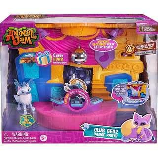 Animal Jam Playset Caracter From Discovery Kids Channel