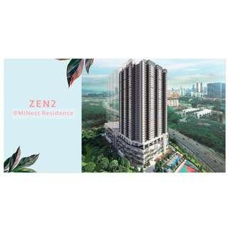 Rumahwip FREEHOLD Condo at SENTUL!!!