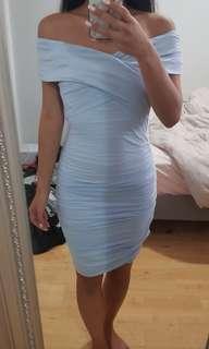 Kookai light blue dress