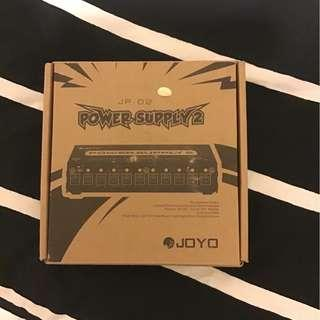 Joyo Power Supply 2 for guitar pedals