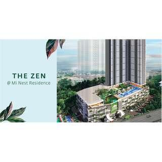 FREEHOLD Condo at SENTUL