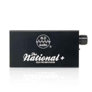 ALO Audio National+