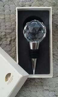 Glass Wine Stopper
