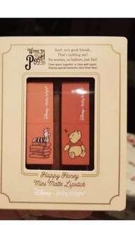 泰國winnie the pooh唇膏
