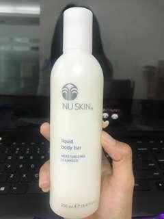 Nu Skin liquid body Bar