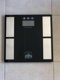 🚚 Chronovski BodyFat Digital Weighing Scale