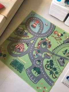 IKEA children's rug