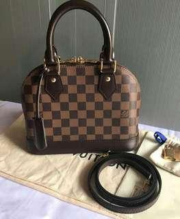 Louis Vuitton Alma BB #FEBP55