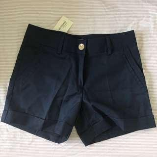 🚚 BNWT Navy Shorts