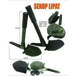 Cangkul/Sekop/Pacul lipat mini