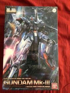 🚚 Gundam MK-lll RE/100