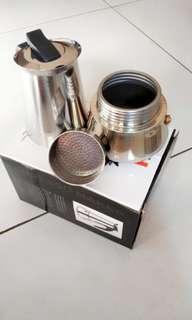 Espresso Maker 4 cups