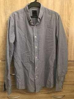 Cotton On long sleeves polo Medium Slim Fit
