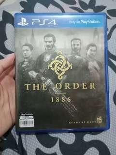Kaset PS 4 The Order 1886