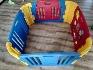 Preloved Haenim Play Yard (negotiable)