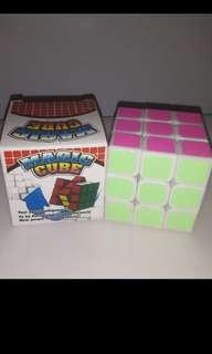 Magic Rubric Cube