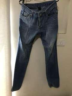 Jeans (unbranded) from SM Surplus Shop