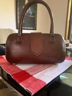 Leather doc bag