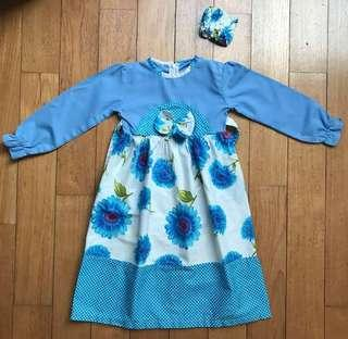 Muslimah Kid Dress 2Y