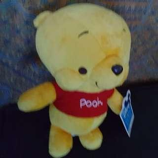 Brand new Winnie the Pooh doll