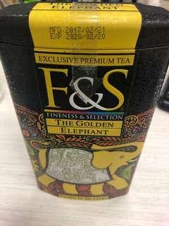 🚚 The Golden Elephant Sri Lanka Tea 150g