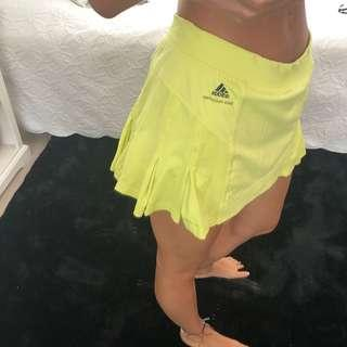 Stella McCartney yellow skirt