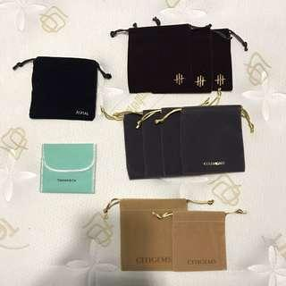 🚚 <Price for all> Jewellery Pouch