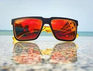 ZIV Yellow Mellow 400UV Sunglasses
