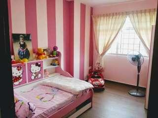 4A blk 471b upper serangoon crescent for sale $465k! 5years old
