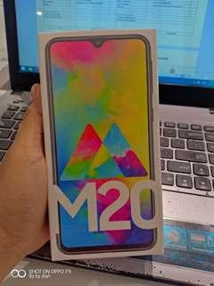 Samsung M20 bisa cicilan proses 3 menit