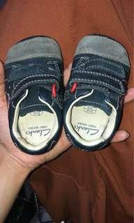 Clark first shoes