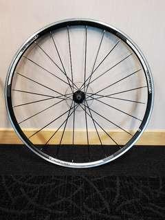 Stock Bontrager wheels from Trek Madone 3.1