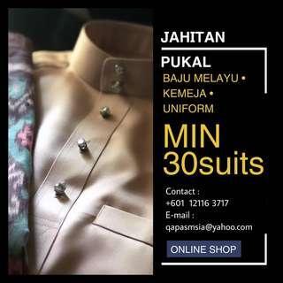 Custom/ Jahit Pukal
