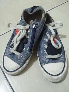Zara denim shoes for girls