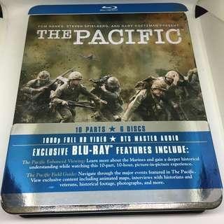 🚚 美版 藍光 太平洋戰爭 Pacific Wars 近全新