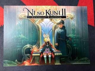 Postcards - Ni No Kuni 2 Revenant Kingdom