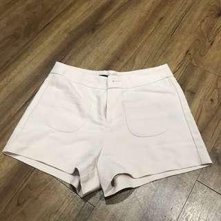 🚚 氣質裸粉色短褲