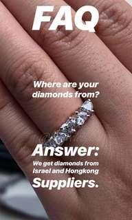 DIAMONDS! 💎