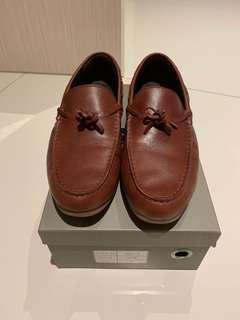 Earnest and Collective Loafers Euro 41 Wine