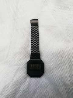 Nixon Re Run All Black