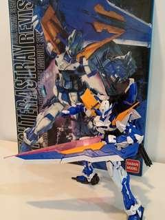 Gundam Blue Frame
