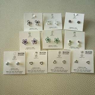 耳環(韓國購入)買3送1