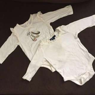 Intellective Baby Girls Romper Suit Next 3-6 Months