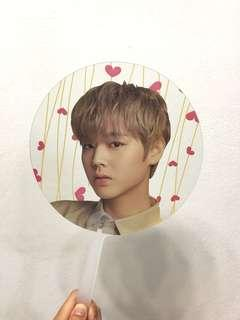 Ji Hoon Transparent Fan
