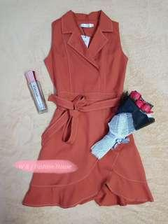 Korean style dress(ready stock)
