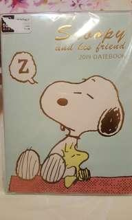 Snoopy Schedule