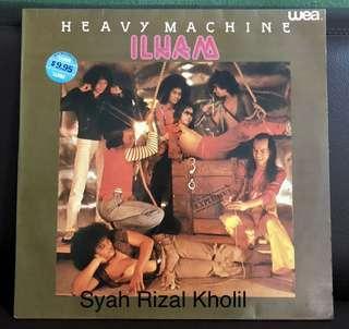 LP Heavy Machine