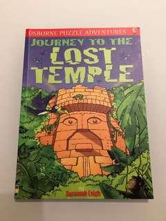 Journey to The Lost Temple