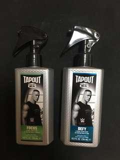 Tapout body spray control for Men, 8 fl oz